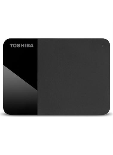 Toshiba Canvio 4TB 2.5 USB 3.0 Harici  Harddisk HDTP340EK3CA  Renksiz